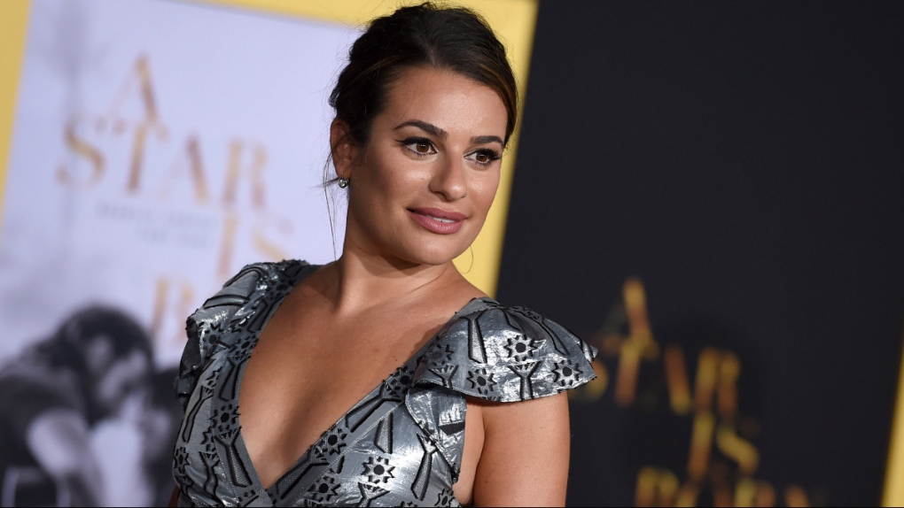 Samantha Ware reveals not so sweet harmony with Glee co-star Lea Michele