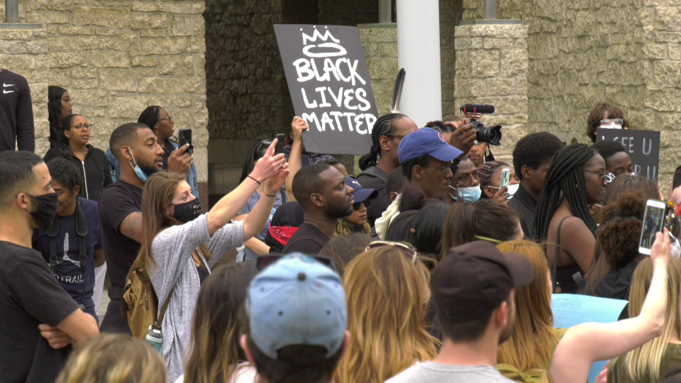Black Lives Matter, Edmonton