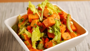 ATCO Blue Flame Kitchen: summertime yam salad
