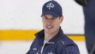 Sidney Crosby speaks out online