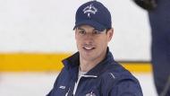 Sidney Crosby speaks out online