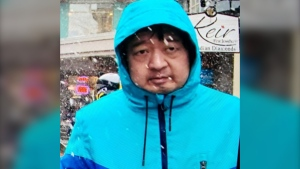 Suyong Lee is shown in an undated photo provided by the RCMP.
