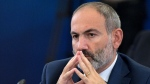 In this Tuesday, Oct. 1, 2019 file photo Armenian Prime Minister Nikol Pashinyan attends the Eurasian Economic Council in Yerevan, Armenia. (Alexei Druzhinin, Sputnik, Kremlin Pool Photo via AP, file)