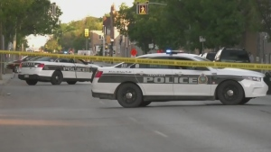 Stabbing sends one to hospital