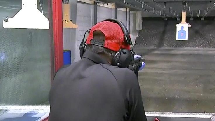 Kenney announces gun initiative