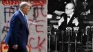 Trump, Chruchill