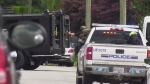 Man in custody after police standoff in Chilliwack