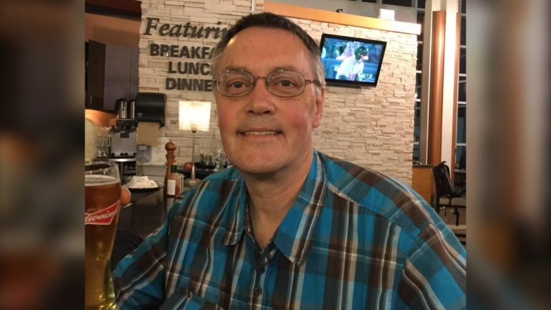 Roger Smith, 60, died in his Surrey home in February 2020.  His sister is convinced he took his own life after losing tens of thousands of dollars to an elaborate online romance scam. (Photo: Barb Smith)