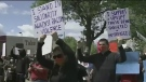 Precautions needed for Black Live Matter rally