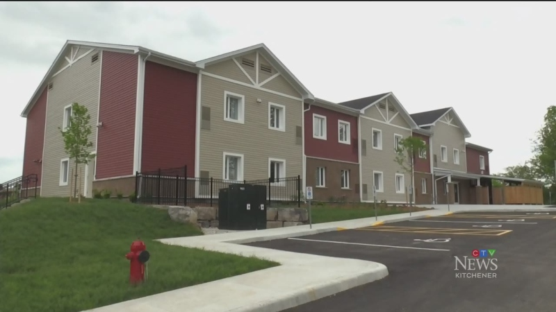 Affordable housing for the homeless population