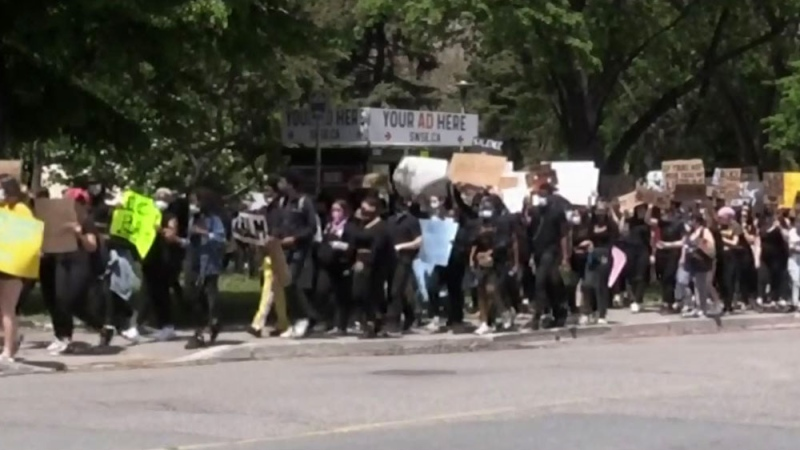 Sudbury rallies in support of Black Lives Matter