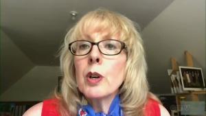 Stephanie MacKendrick, CEO at Crisis Services Canada