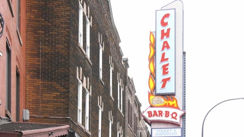 Chalet Bar-B-Q