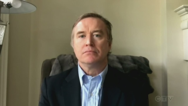 Dr. Roger McIntyre, professor of psychiatry and pharmacology at the University of Toronto