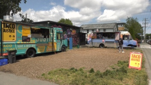 The District of Saanich says it is considering allowing food trucks to park at city parks: (CTV News)