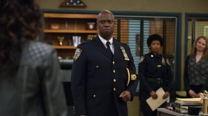 "The cast of ""Brooklyn Nine-Nine"" has donated to a relief fund for protesters. (Erica Parise/FOX)"
