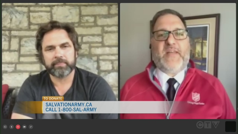 CTV Morning Live Van Gulik June 04