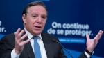 Quebec Premier Francois Legault (File photo) THE CANADIAN PRESS/Paul Chiasson