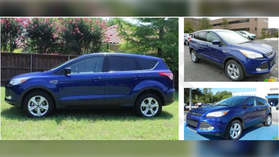 A stock image of a vehicle police are looking for that they believe was in the area at the time of Eduardo Balaquit's disappearance. (Source: Winnipeg police)
