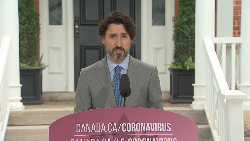PM Trudeau for June 4