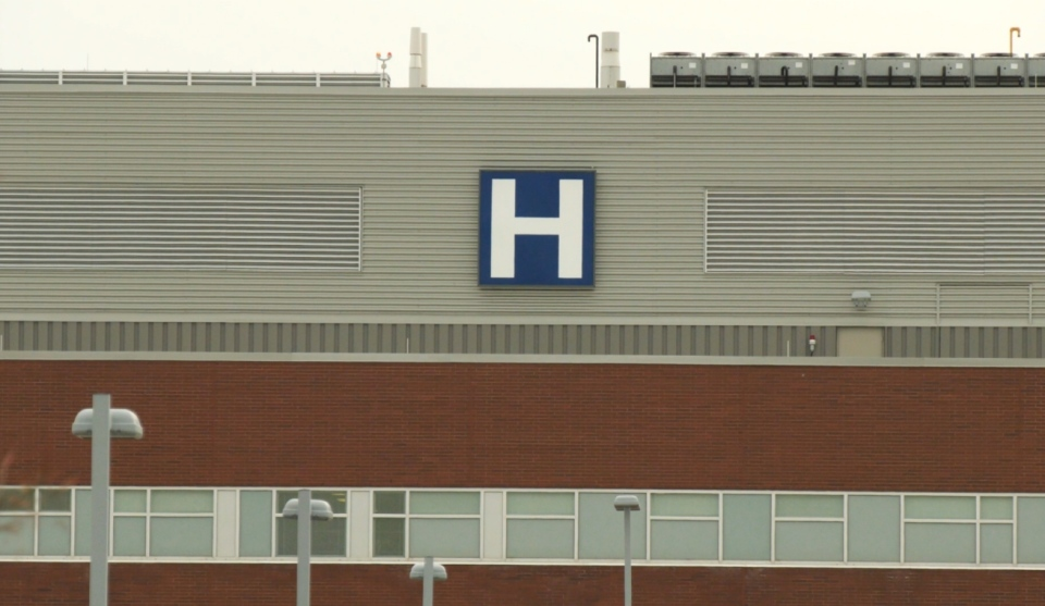 It has been nearly three months since the province ordered hospitals to shut down non-essential services, forcing the delay of 1,500 surgeries at the Sault Area Hospital. (Jairus Patterson/CTV News)