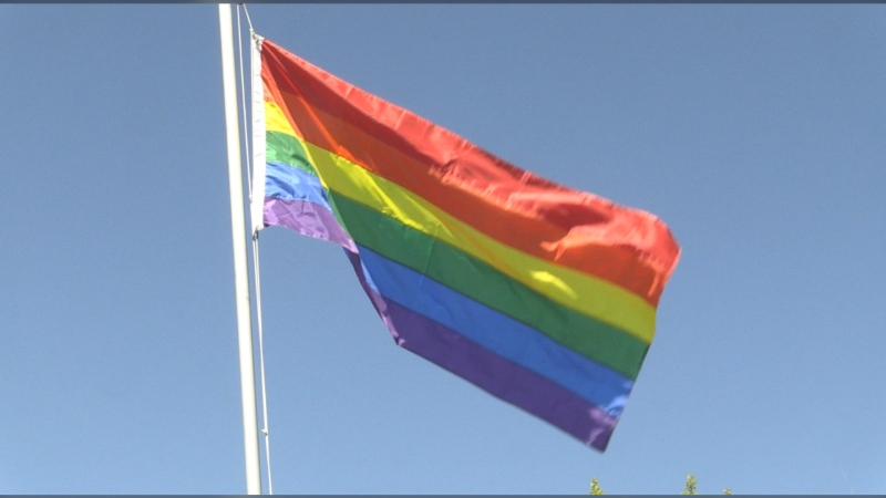 A Northern Ontario municipality is celebrating its first ever pride month.June4/2020 ( Eric Taschner CTV Northern Ontario )