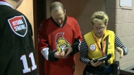 Sens Foundation and NHL team cutting ties