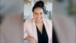 Cicely Belle Blain runs a diversity and inclusion consulting firm based in B.C. (Photo by K. Ho, courtesy Cicely Belle Blain)