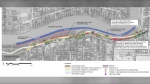 A map of the proposed project. (Source: City of Winnipeg)