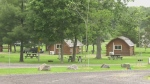 When will campgrounds reopen in Ontario?