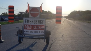 Highway 17 closed due to fatal collision