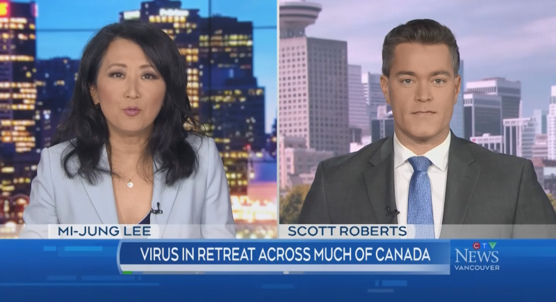 CTV News Vancouver at Six for Thursday, June 4, 2020