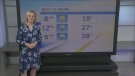 CTV Morning Live Weather June 05