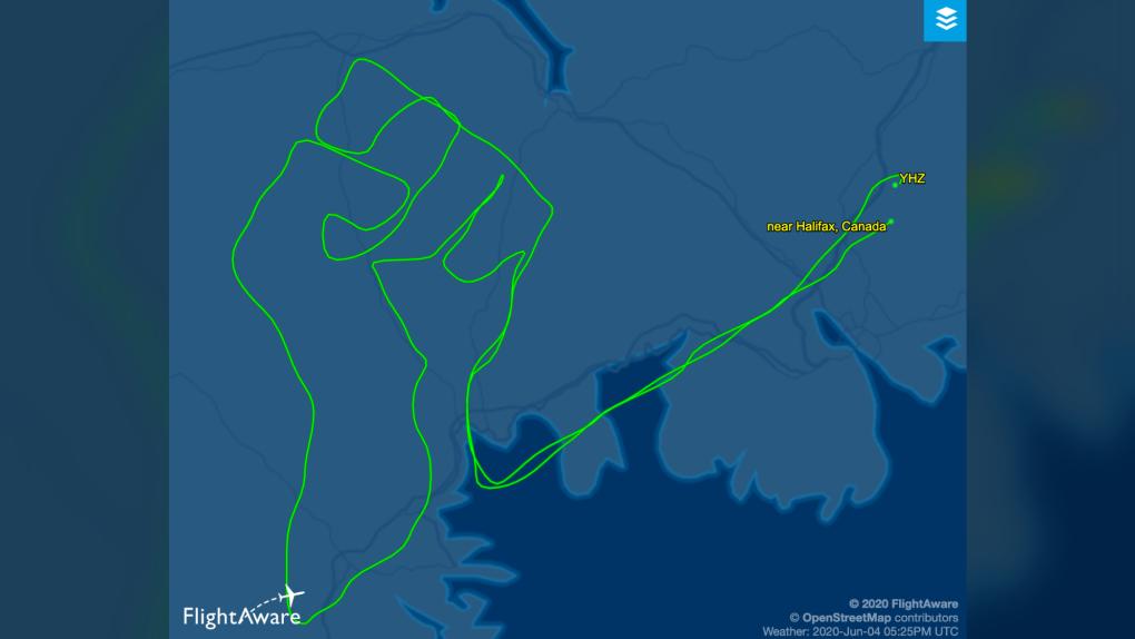 flight aware radar