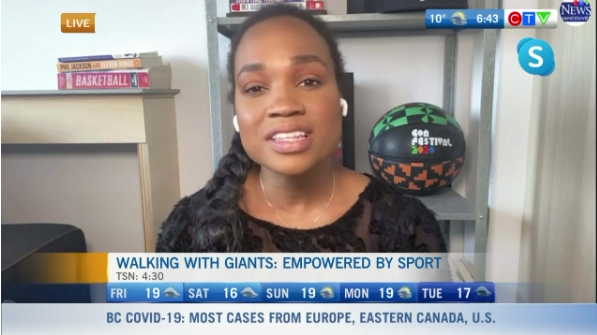 TSN sport, racism