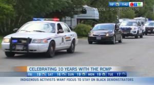 Community connection, RCMP