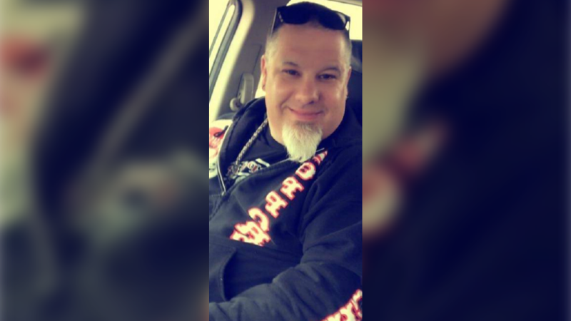 Forty-three year-old Steven Hull was last seen May 28. His Nissan Altima was seen northeast of Blackfalds the following day, and then found abandoned on May 30 near Crimson Lake, Alta. (Photo provided.)