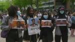 Anti-racism vigil held in Halifax