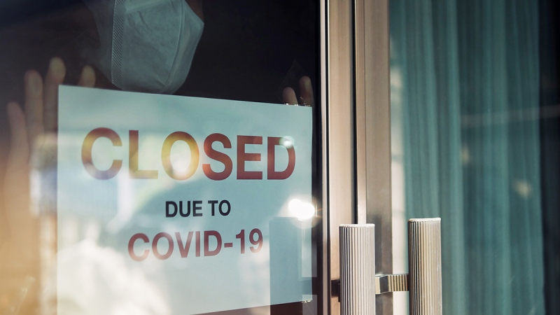 Closed due to COVID-19