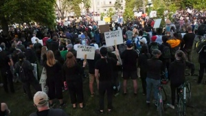 Winnipeg standing up to racism