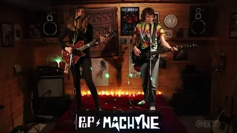 Sudbury band Pop Machine performs the Journey classic. Don't Stop Believin.