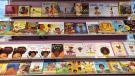 A number of children's and adult books about Black history and culture are on display at Knowledge Bookstore in Brampton, Ont. According to publisher Rocky Mountain Books, Knowledge Bookstore is one of only two Black-owned and oriented bookstores in Canada. (Sean Liburd)