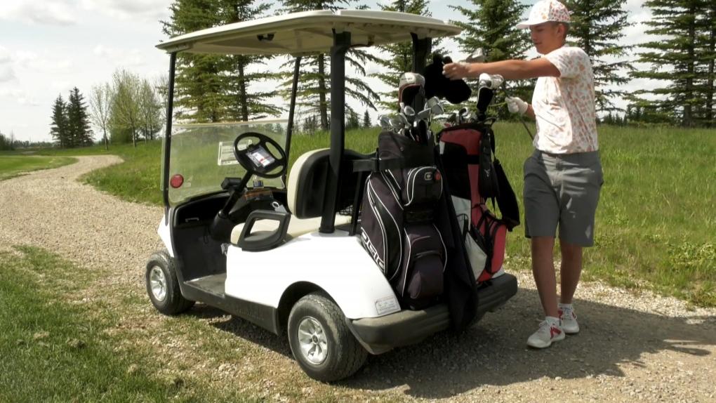 Calgary golf