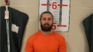 The Nova Scotia RCMP were looking for Kevin Clarke-McNeil on Friday after he escaped from the Northeast Nova Scotia Correctional Facility in New Glasgow.