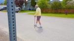 Senior walker