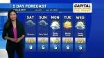 Calgary weather June 5, 2020