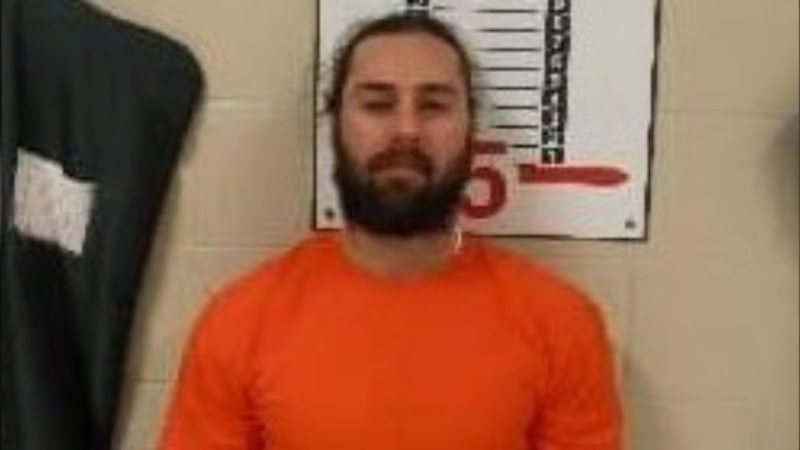 Clarke-McNeil escaped from the Northeast Nova Scotia Correctional Facility late Friday night, with police warning residents that he was dangerous. (Courtesy N.S. RCMP)