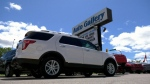 Auto dealers hoping for sales turn around