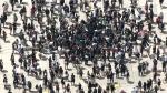 Anti-Black racism protest Toronto