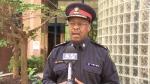 Toronto Chief of Police Mark Saunders